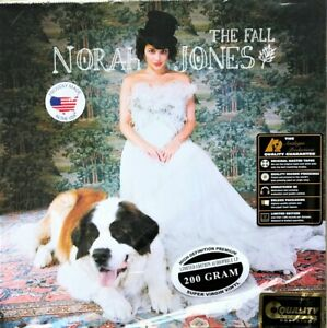 "JAZZ Norah Jones "" THE FALL "" 200 Gram Vinyl LP AUDIOPHILE 2020 Pressing"