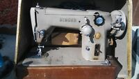 Vintage Antique Singer Sewing Machine 306W with Case