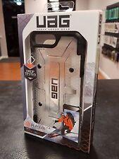 IPHONE 7 PLUS - UAG Urban Armor Gear PLASMA CASE - Ice And Black (Clear) NEW