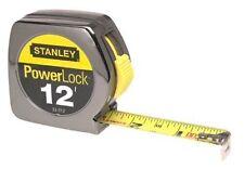 Stanley 33-212 12' Chrome Measuring Tape