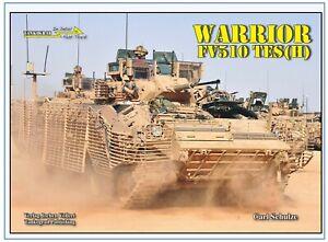 FT-11 Warrior FV510 TES(H),Tankograd in Detail, NEU&