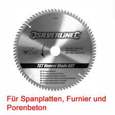 HM Furnier Sägeblatt Kreissägeblatt 250 mm 80 Z für KITY 619 Mafell ERIKA 85Ec