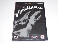 Viridiana - Luis Bunuel - NEW / SEALED GENUINE UK (Region 0) DVD