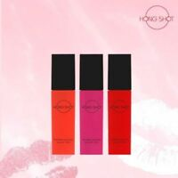 [HONG SHOT] POWER LASTING VELVET TINT (# Real Red, # Deep Pink, # Vivid Coral)