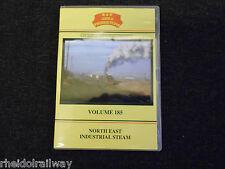 Ashington, Crane Tanks, Harton, North East Industrial Steam, B & R Vol 185 DVD