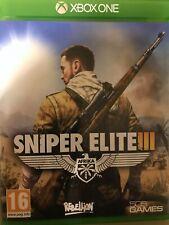 Sniper Elite 3 (Microsoft Xbox One)