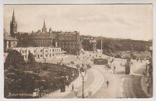 Dorset postcard - Bournemouth, The Square