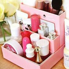 DIY Makeup Cosmetic Stationery Paper Board Storage Box Desk Decor Organizer s8