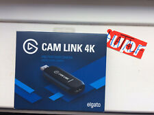 Elgato Cam Link 4K HDMI Capture for Live Streaming and Recording - READY TO SHIP