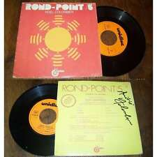 NOEL COLOMBIER - Rond Point /5 Rare French EP Folk Xian