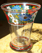 Vases, tulipiers et soliflores en verre