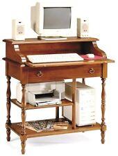 PORTA  COMPUTER PC SCRIVANIA ARTE POVERA