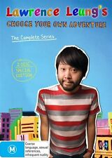 Lawrence Leung's Choose Your Own Adventure (DVD, 2009) Region 4 ABC Comedy   VGC