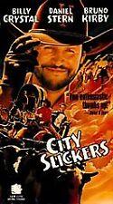 City Slickers VHS 1991 Billy Crystal Daniel Stern Bruno Kirby