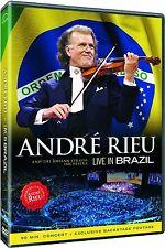 ANDRE RIEU - LIVE IN BRAZIL DVD (June 10th)