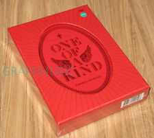 G-DRAGON'S COLLECTION ONE OF A KIND BIGBANG DVD + PHOTOBOOK + STANDING PAPER NEW