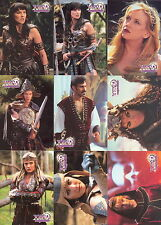 Xena Warrior Princess Series 3 1999 Topps Complete Base Card Set Of 72 Tv