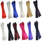 Women's Evening Party Prom Wedding Bridal Formal Gloves Long Finger Mittens