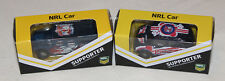 Sydney Roosters 2014 + 2015 NRL Kids Collectable Mini Model Car Twin Pack New