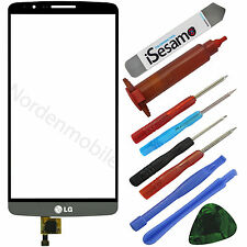 LG Optimus G3 D855 Touchscreen Glas Display Digitizer Titan + UV LOCA KLEBER