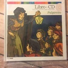 Libro + CD Para Leer, Escuchar, Jugar y Aprender EL PULGARCITO Editorial SOL