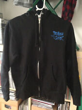 Death Side Hoodie zip Large Original punk japan gauze gism hardcore wasted dream