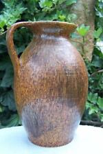 "Early 60's SCHEURICH 603 20  8"" Tall West German Art Pottery Pitcher Vase"