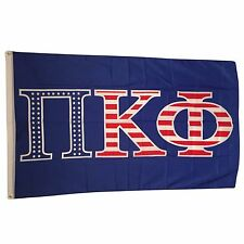 Pi Kappa Phi USA Letter Flag 3' x 5' Pi Kapp