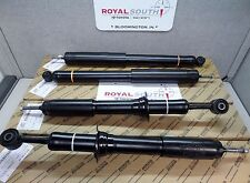 Toyota Tacoma Access Cab 4x4 Front & Rear Shocks Set Genuine OEM OE