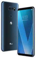 "(New; Box Opened) LG V30 Blue SIM Free 6.0"" 16MP DualCam 64GB 4GBRAM LG-H930"