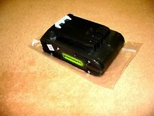 Brand New Greenworks G24 29842 24V Volt Lithium Ion Battery For G24 Series Tools