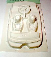 "1 Twin Drivers Interior  with spare 3 1/2"" X 2""  Vintage Original slot car NOS"