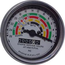white face ford dexta super dexta tractor proofmeter tacho 957E17360A