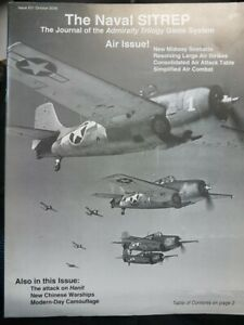 THE NAVAL SITREP ISSUE 31 OCT 2006 - AIR ISSUE - ADMIRALTY TRILOGY