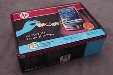 HP iPAQ 114 FA982AA#ACB Classic Handheld Windows Mobile 6.0 NOS Brand new sealed
