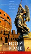 Fodors Holy Rome, 1st Edition: A Millennium Guide to Christian Sights (Travel G