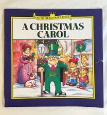 Fun To Read Fairy Tales - Christmas - A Christmas Carol, Scrooge - Paperback