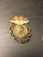 Rare Cuban Pin CTC Cuba.