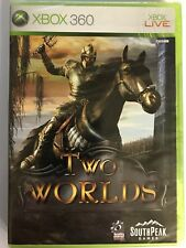 Two Worlds - BRAND NEW SEALED Xbox 360 Game NTSC-J (Japan) Version