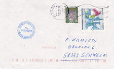 LITHUANIAN FERRY ML PANEVEZYS A SHIPS CACHED COVER