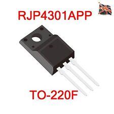 Rjp4301app TRANSISTOR rjp4301 to-220f UK STOCK