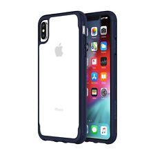 Griffin Survivor Clear Case Cover Schutzhülle für iPhone XS Max transparent Iris