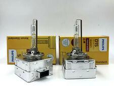 2x New OEM for 10-17 Porsche Panamera Xenon Philips D1S Bulbs Headlight
