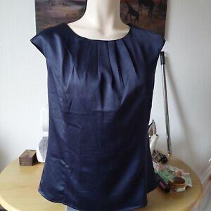 Blaue Bluse von Orsay (Gr. 40)