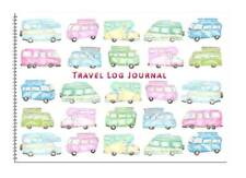 Motorhome or Caravan Owners, Travel Record Log & Journal - Motorhome Design 9