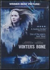 Winter's Bone (DVD, 2010, Canadian) Jennifer Lawrence BRAND NEW