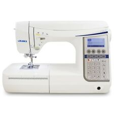 Juki HZL-DX5 Quality Quilting and Sewing Machine with 185 Stitch Patterns+3 font