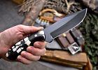 CFK IPAK Handmade D2 Custom CORELON Hunting Skinner Camping Sport Blade Knife