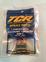 IDEAL TCR FACTORY SEALED CHASSIS WITH ELECTRONIC CIRCUITRY 3258-1 JAM CAR