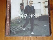 RONAN KEATING *CD  -  ' DESTINATION ' 2002 EXC